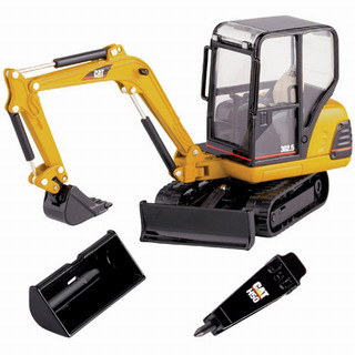 CAT 302.5 Mini Hydraulic excavator
