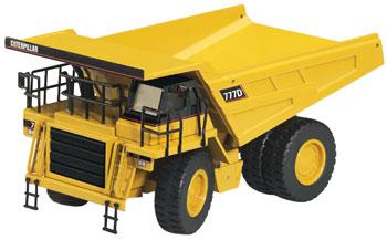 CAT 777D Off-Highway Truck