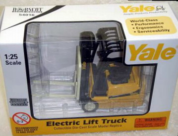 Yale Electric Lift Truck FORKLIFT TRUCK