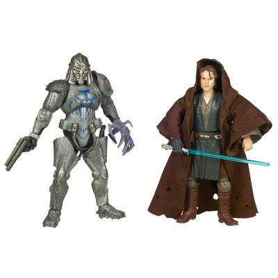 Star Wars Comic Packs Obsession - Anakin Skywalker and Durge