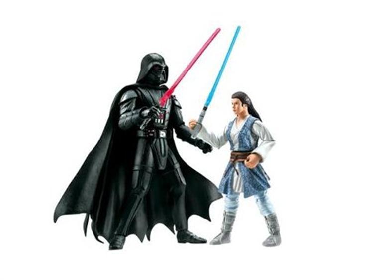 Expanded Universe: Comic Packs Wave 3 - Darth Vader  Princess Leia