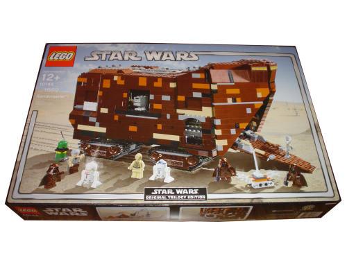 Star Wars Lego 10144  Sand Crawler