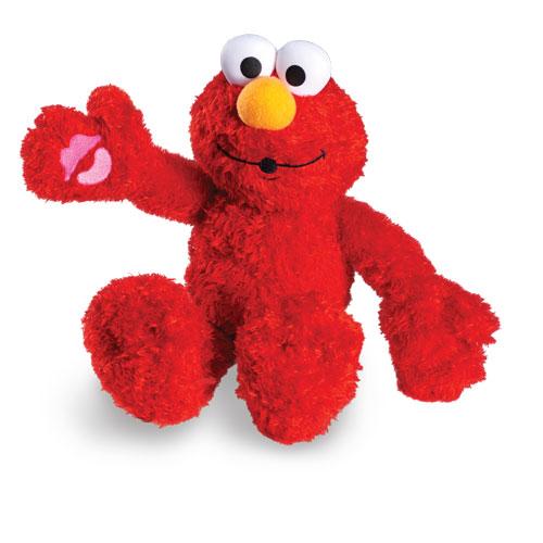 Many Kisses Elmo