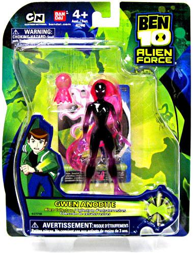 Ben 10 Alien Force 4 Inch Action Figure Gwen Anodite