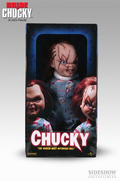 Chucky from \'Bride of Chucky\'