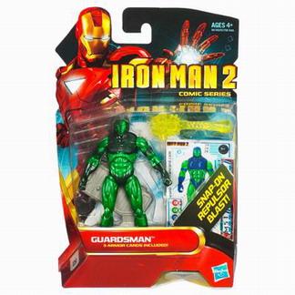 Iron Man 2 Comic Series: Guardsman