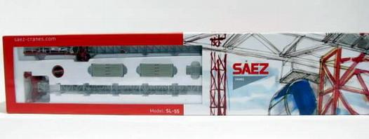 Saez 55TL Tower Crane