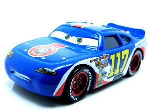 Disney Pixar Cars Torquey Pistons 117 (LOOSE)