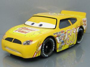Disney Pixar Cars Fiber Fuel 56 F798 (LOOSE)