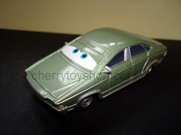 Disney Pixar Cars Race O Rama - Patti (Loose)