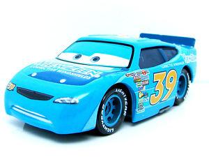 Disney Pixar Cars VIEW ZEEN 39 F867 (LOOSE)