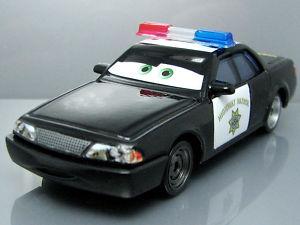 Disney Pixar Cars HIGHWAY PATROL F810 (LOOSE)