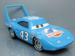 Disney Pixar Cars KING 43 F814 (LOOSE)
