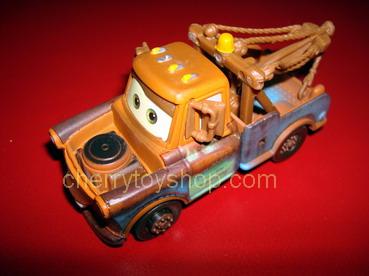 DISNEY PIXAR CARS MATER ( LOOSE )