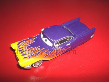 Disney Pixar Cars GRETA (LOOSE)