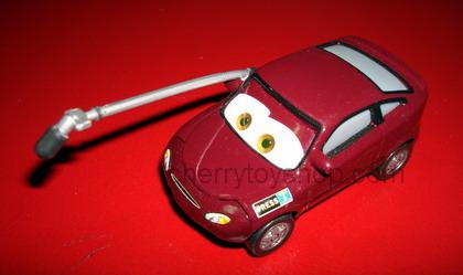 Disney Pixar Cars ANDREA CLASSIC  (LOOSE)