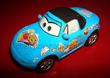 Disney Pixar CARS DINOCO MIA (LOOSE)