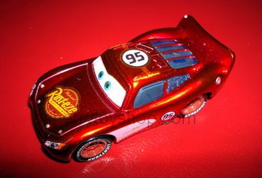 Disney Pixar CARS SUPERCHARGED RAD SPR McQUEEN