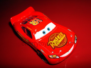 Disney Pixar Cars  McQUEEN BUG MOUTH (LOOSE)