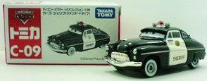 Tomica Tomy Disney Pixar CARS C-09 Sheriff