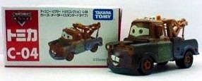 Takara Tomy Disney Pixar CARS C-04 Mater