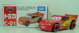 Tomy Disney CARS C-01 McQueen