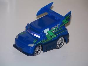 Disney Pixar Cars Dj Tuner  (LOOSE)