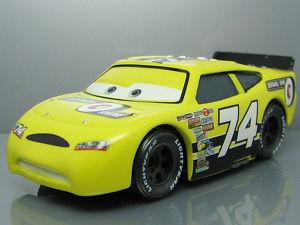 Disney Pixar Cars SidewallShine 74 (LOOSE)