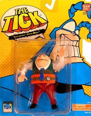 The Tick Exploding Dyna-Mole