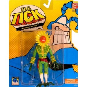 """The Tick """"Grasping"""" El Seed"""