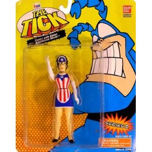 The Tick Series 2 Twist and Chop American Maid