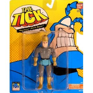 The Tick Series 1  Projectile Human Bullet
