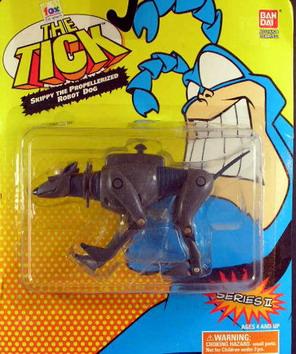 Skippy the Robot Dog