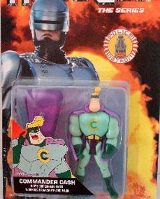 RoboCop TV Series 1994  Commander Cash