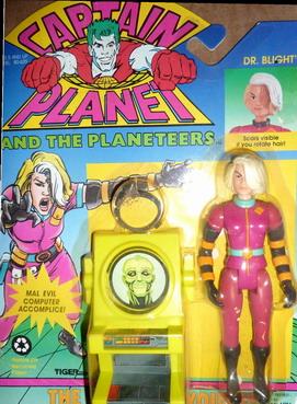 Captain Planet  - Dr. Blight