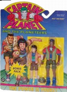 Captain Planet  - MA-TI AND KWAME