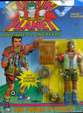 Captain Planet  - KWAME