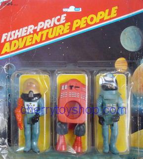 Fisher-Price - Adventure People 3 packs  Set E