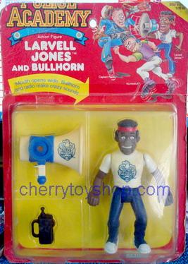 Police Academy - Larvell Jones