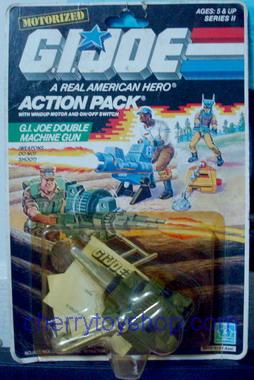 G.I.Joe Double Machine Gun