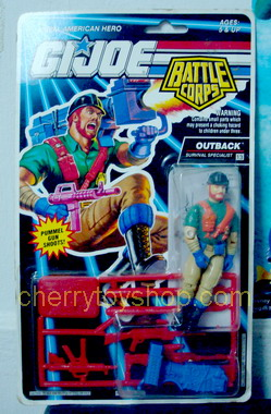 G.I.Joe Battle Corps - OutBack