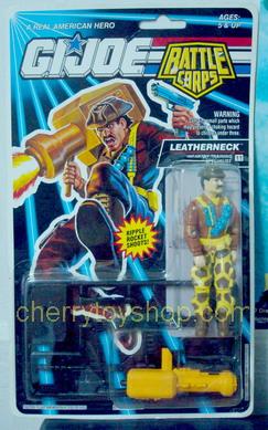 G.I.Joe Battle Corps - LeatherNeck