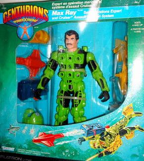Centurions - MAX RAY