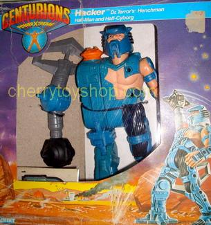 Centurions - Hacker
