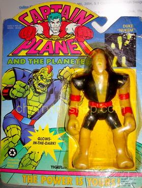 Captain Planet Duke Nukem