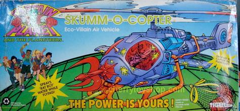 Captain Planet  -  Skumm-O-Copter