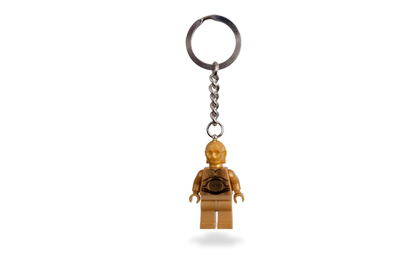 Lego Starwars C-3PO Key Chain