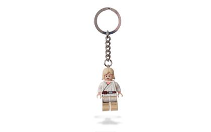 Lego Starwars Luke Skywalker Key Chain