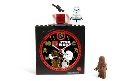 Lego Starwars Clock