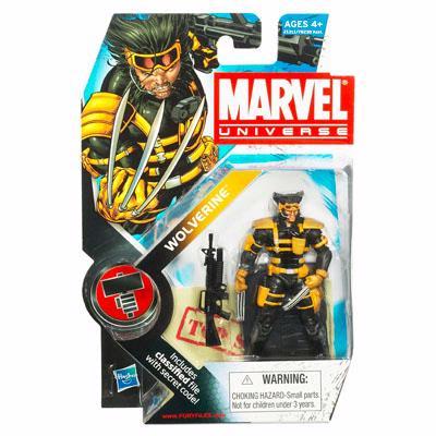 Marvel Universe Wolverine Team X